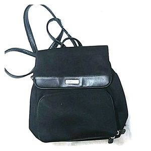Vintage Liz Claiborne backpack.